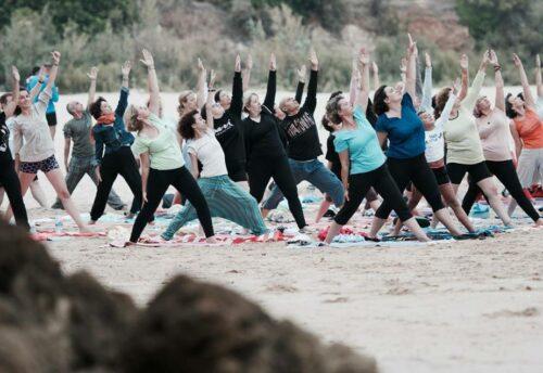 Yoga Playa 1